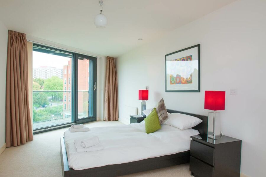 Finzels Reach Apartments - Bristol, United Kingdom