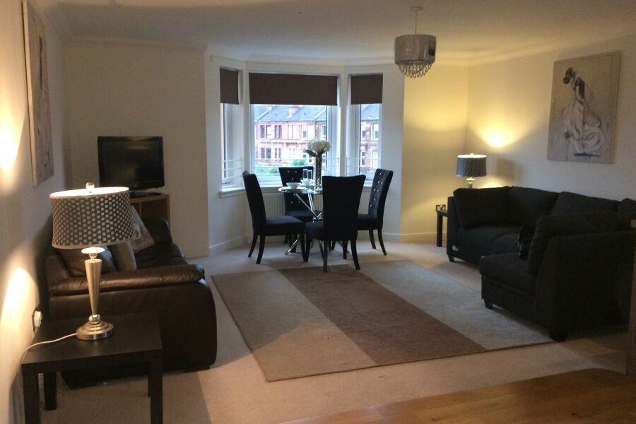 The Botanic Apartment - Glasgow, United Kingdom