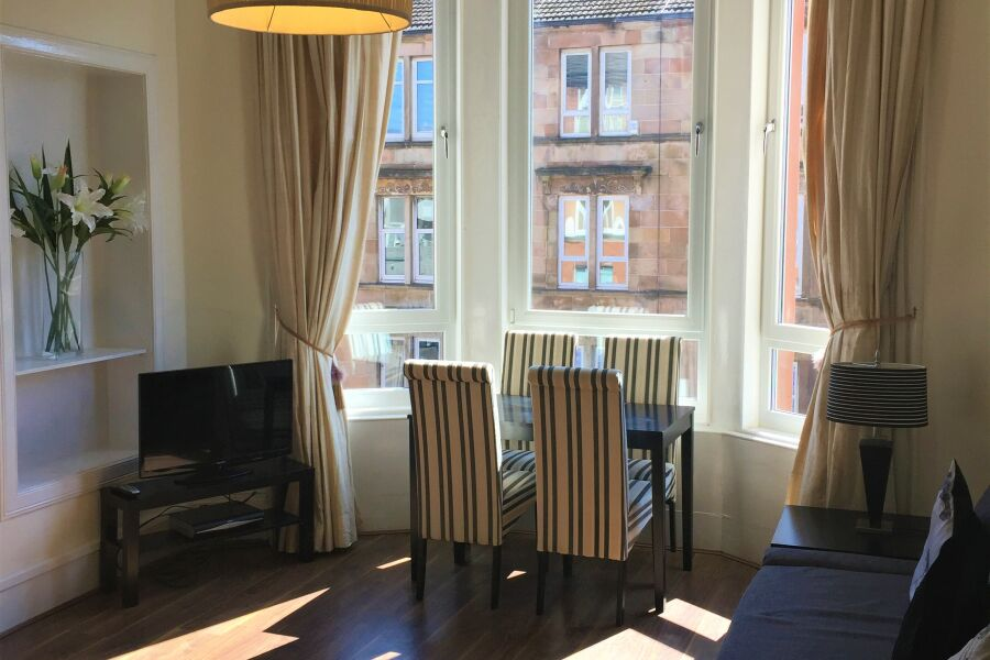 The Trefoil Apartment - Glasgow, United Kingdom