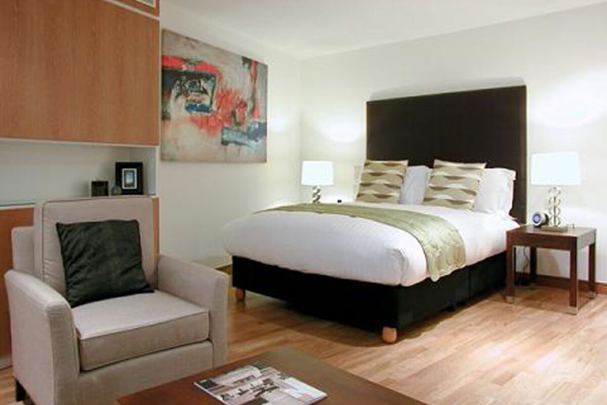 Studio, The Kings Wardrobe II Serviced Apartments, Blackfriars