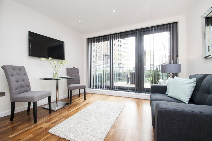 New Providence Wharf Apartments - Poplar, East London