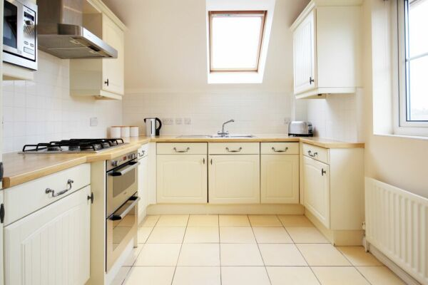 Kitchen, Gray Place Serviced Apartments, Bracknell