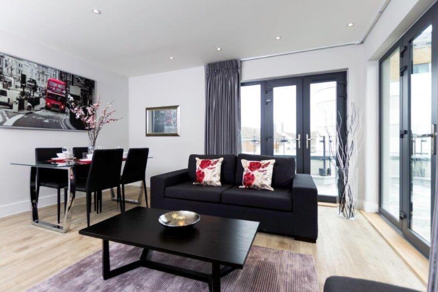 Milestone House Apartments - Ealing, West London