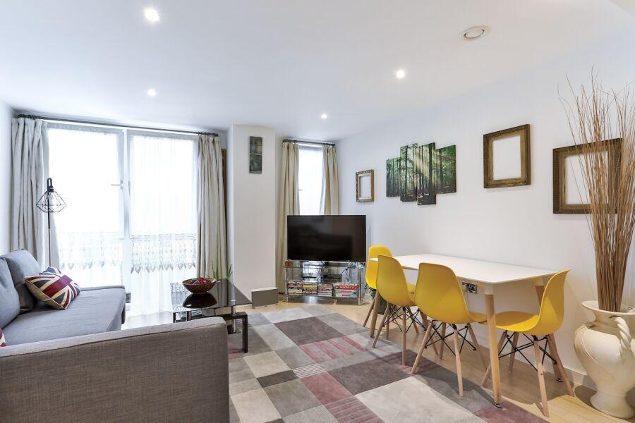 Britannia Walk Apartment - Shoreditch, The City