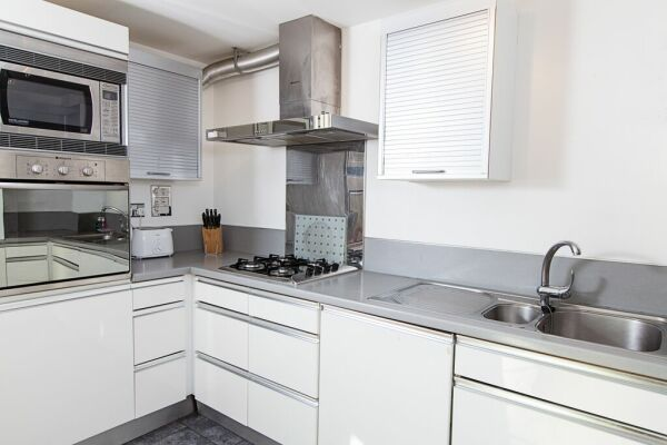 Kitchen, serviced apartment, Clerkenwell and Finsbury
