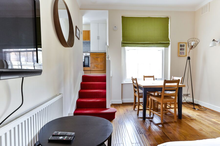 Craven Hill Apartment - Bayswater, West London