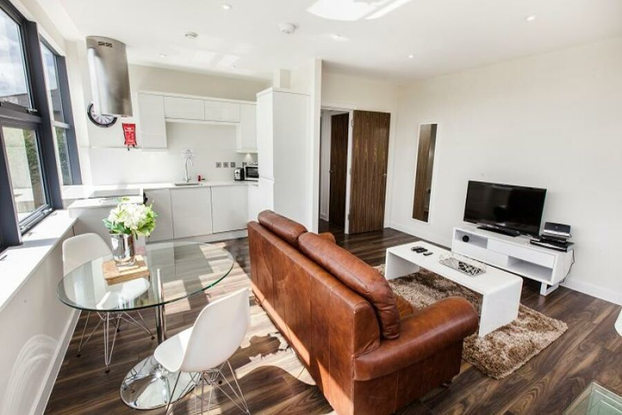 Centro Apartments - Milton Keynes, United Kingdom