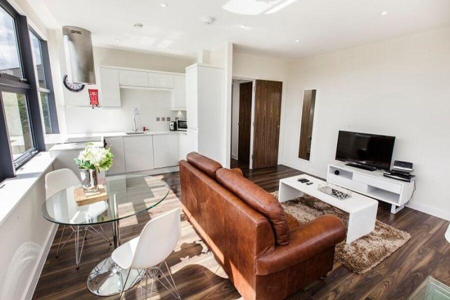 Centro Apartments - Milton Keynes, United Kingdom