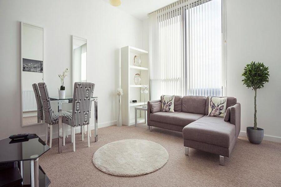 The Hub Apartments - Milton Keynes, United Kingdom