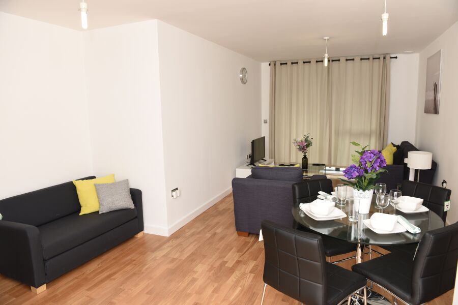 Poppyfield House Apartments - Greenwich, East London