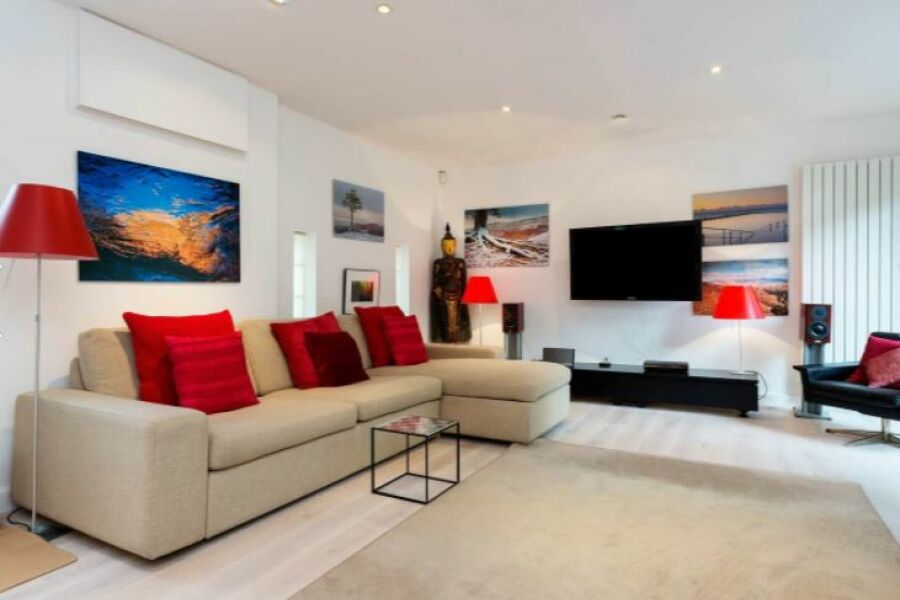 Camden Mews Terrace Accommodation - Camden, North London