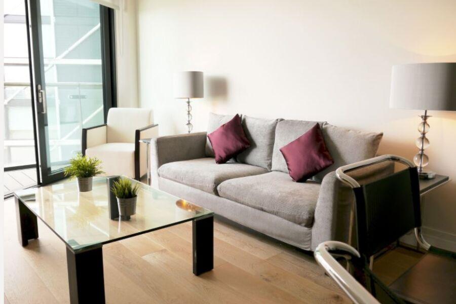 Vauxhall Apartment