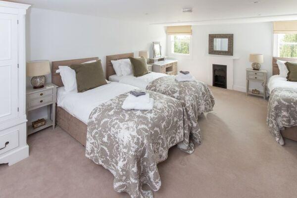 Bedroom, Street House Serviced Accommodation, Bath