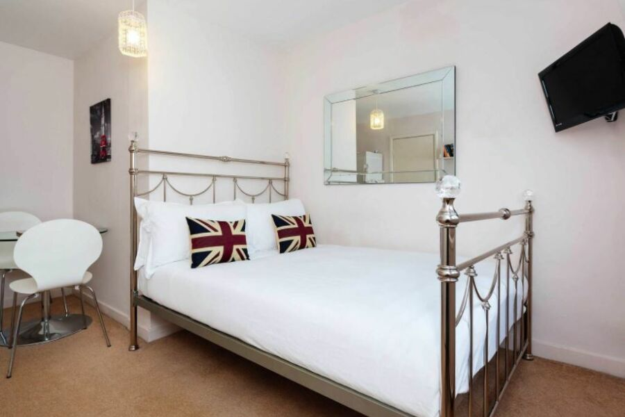 Lancaster Gate Apartments - Bayswater, West London