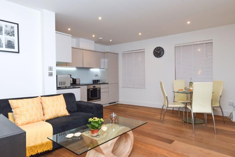 Greenwich Apartments - Greenwich, East London