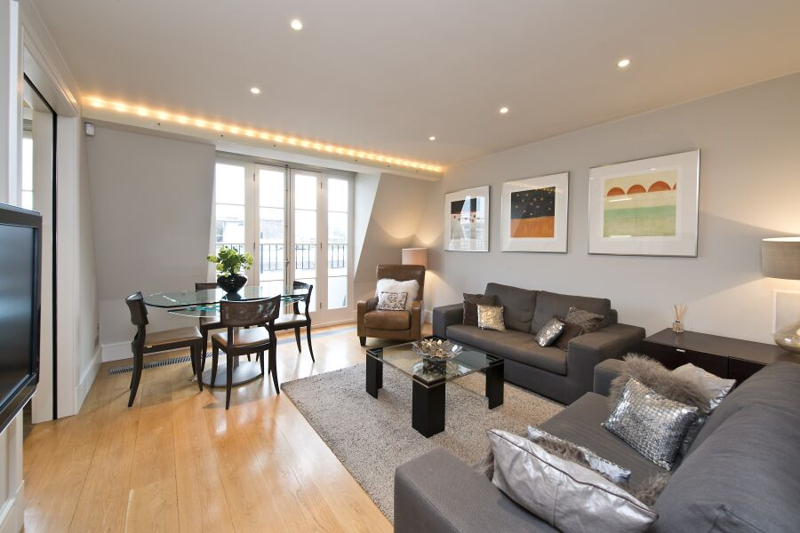 Cornwall Gardens Apartments - Kensington, Central London