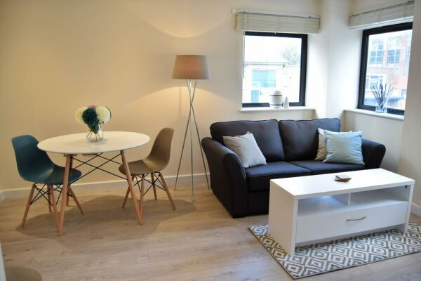 Dining Area, Morland House Serviced Apartments, Romford