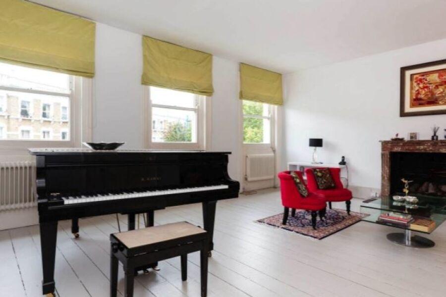Kensington Gate Apartment - Kensington, Central London