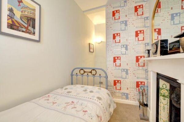 Bedroom, Terra Nostra Serviced Apartment, Hove