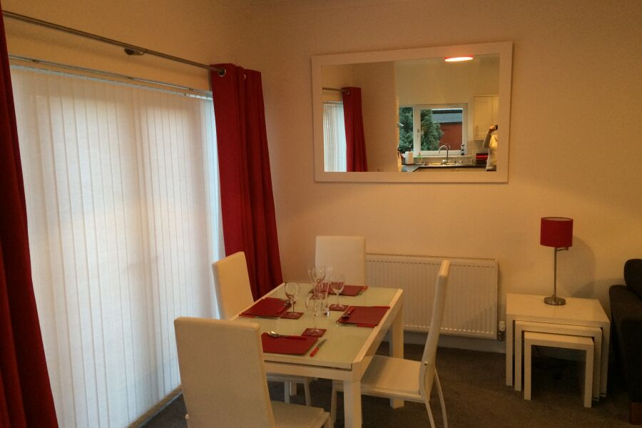 Argyle Garden Apartment - Bellshill, North Lanarkshire