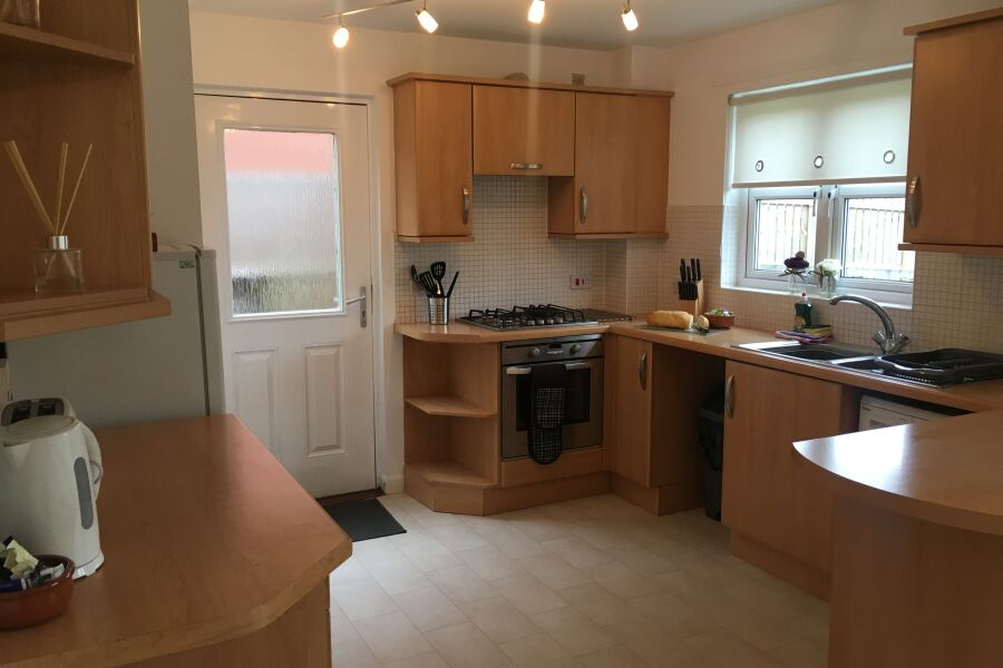 Brambling House Accommodation - Coatbridge, North Lanarkshire