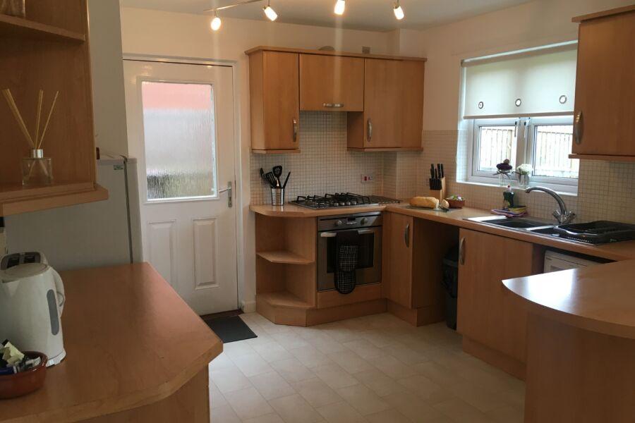 Brambling House Accommodation - Coatbridge, North Lanarkshire