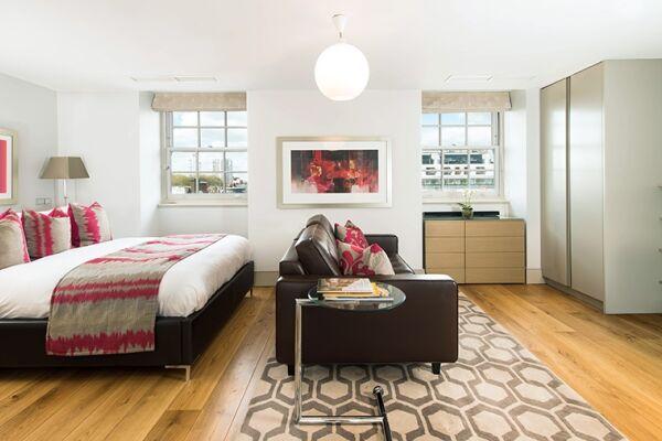 Studio, Bentinck Street Serviced Apartments, Marylebone