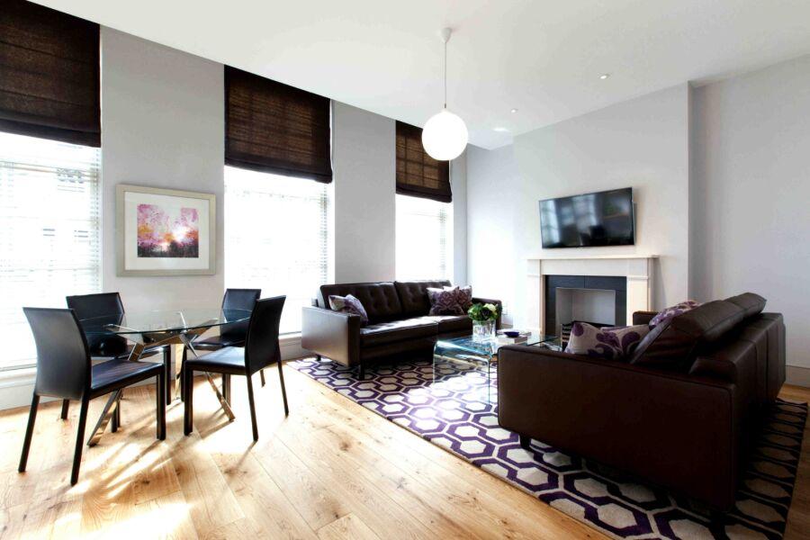 Bentinck Street Apartments  - Marylebone, Central London