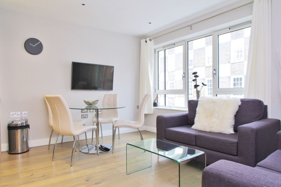 Victoria Apartment - Westminster, Central London
