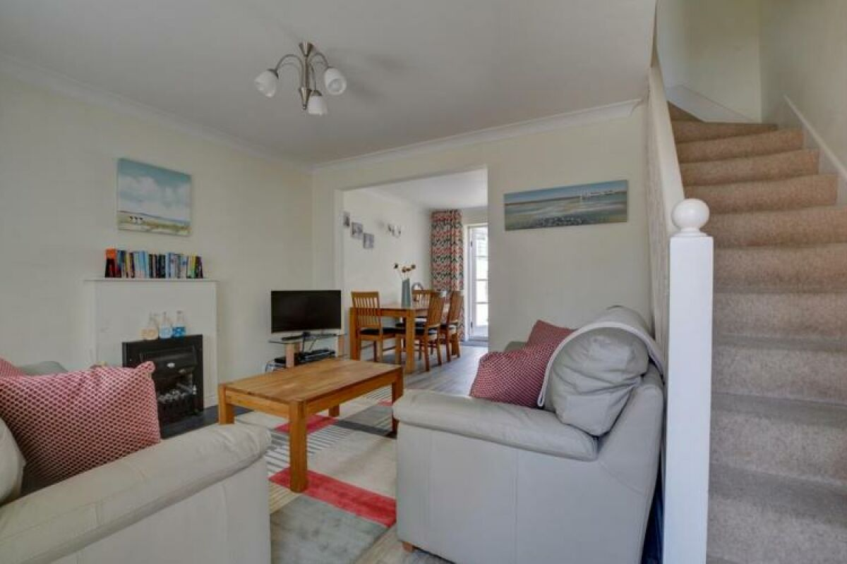 Sitting Area, Ivy Cottage Serviced Accommodation, Hove