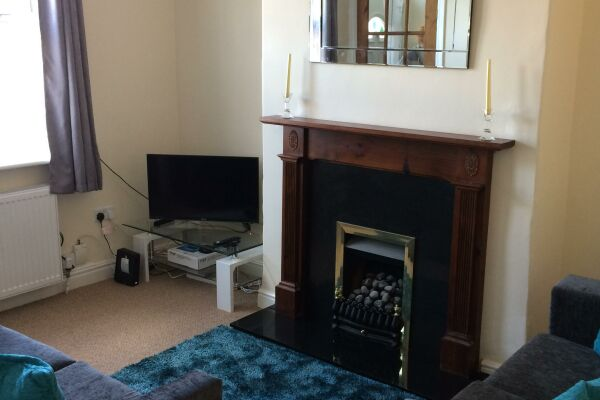 Living Room, Chestnut House Serviced Accommodation, Harrogate