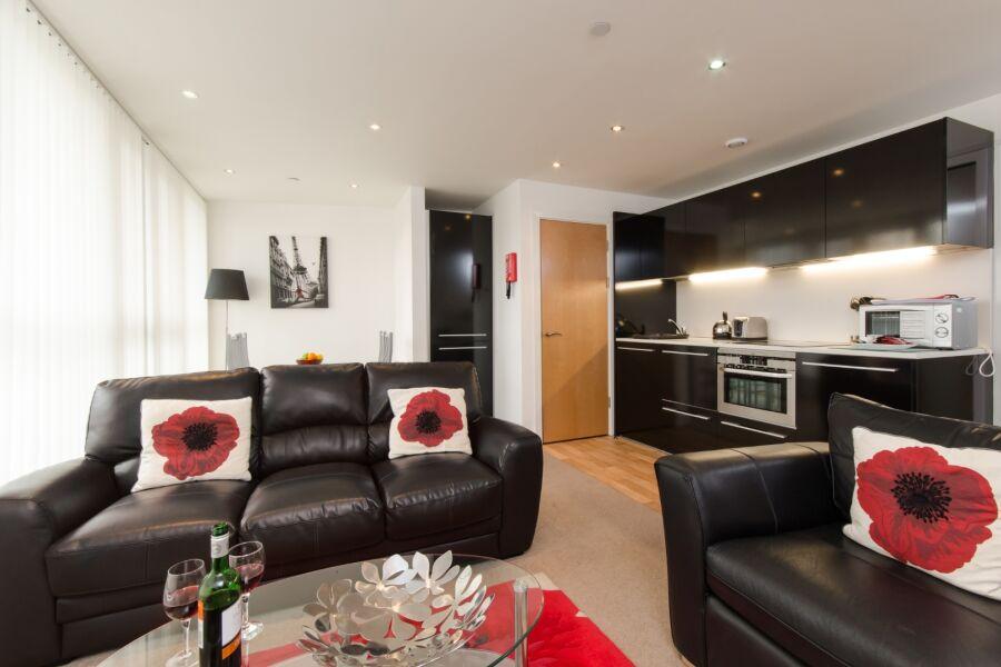 Marsh House Apartments - Bristol, United Kingdom