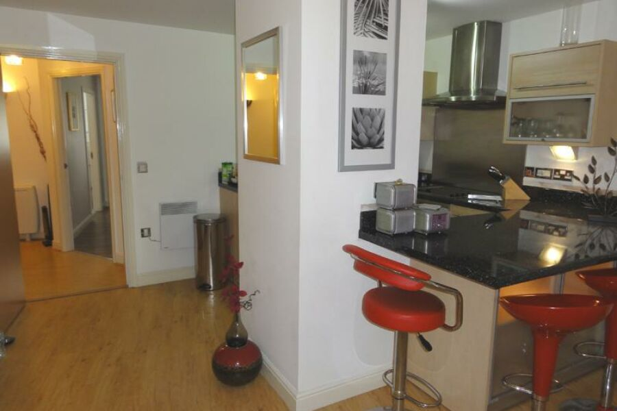 Canalside Apartment - Chester, United Kingdom