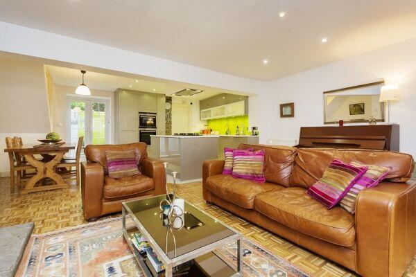 Lounge, Almeida Street Serviced Apartment, Islington