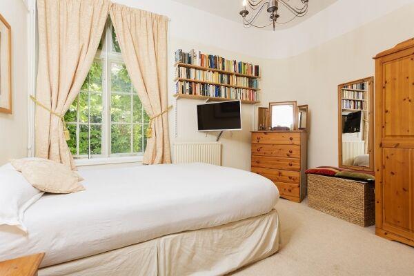 Bedroom, Almeida Street Serviced Apartment, Islington