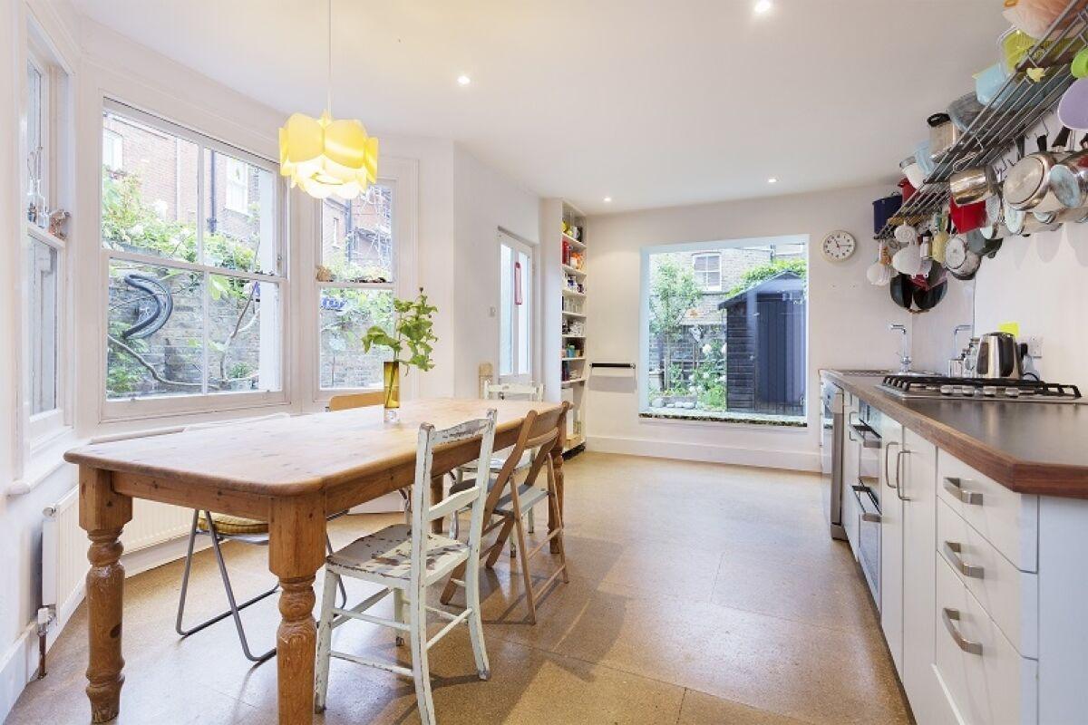 Kitchen Diner, Ronalds Road Serviced Apartment, Highbury