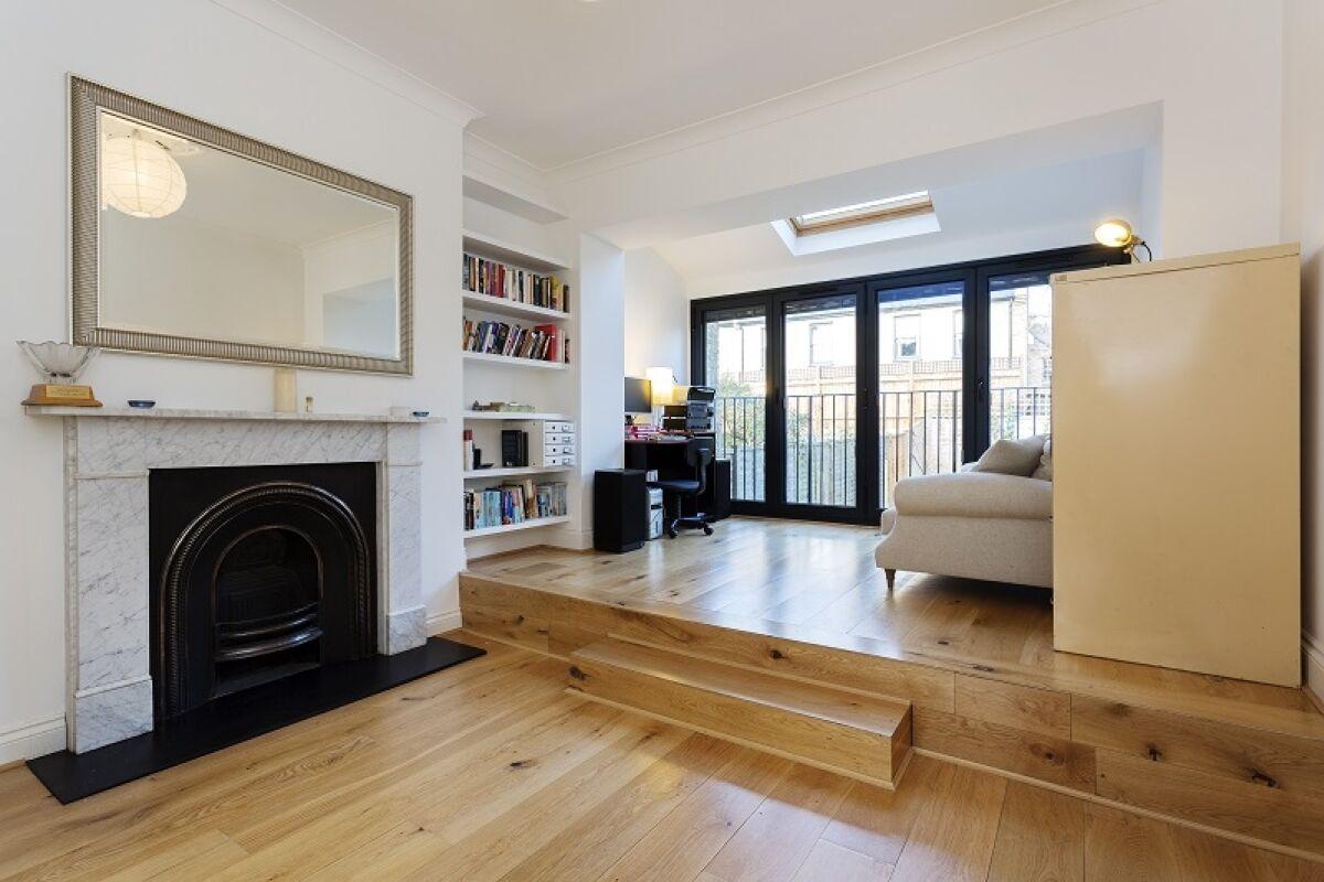 Living Area, Tavistock Terrace Serviced Apartment, Islington