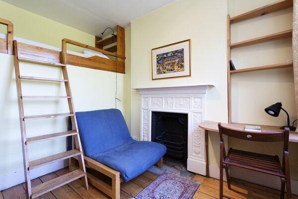 Bedroom, Oakfield Road Serviced Apartment, Islington