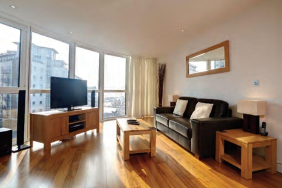 Gunwharf Quay Apartments - Portsmouth, United Kingdom