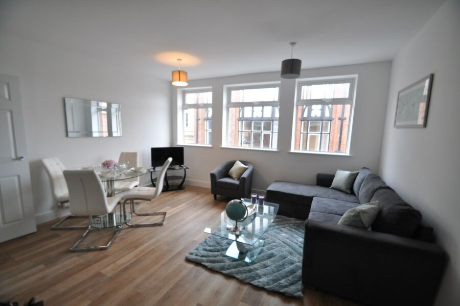 Chambers House Apartments - Hull, United Kingdom