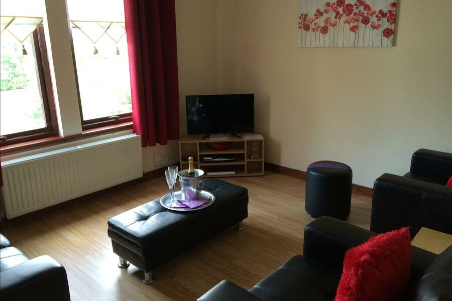 Strath View Apartment - Motherwell, North Lanarkshire