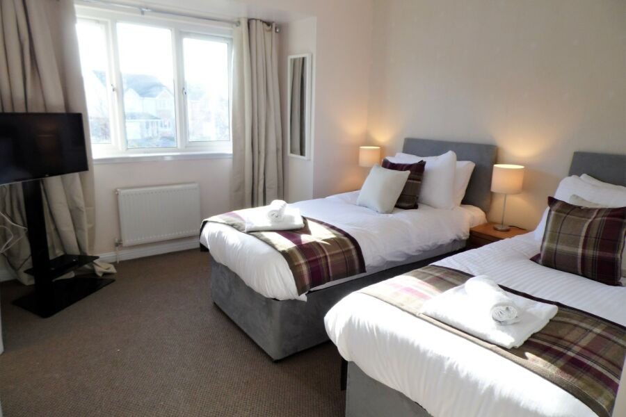 Angus House Accommodation - Glasgow, United Kingdom