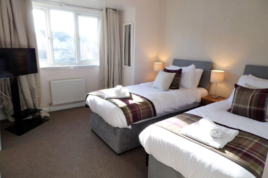 Angus House Accommodation - Glasgow, United Kingdom