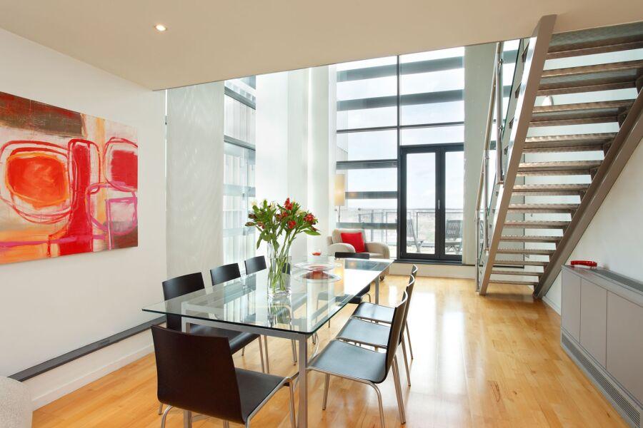 Brindley Place Apartments - Birmingham, United Kingdom