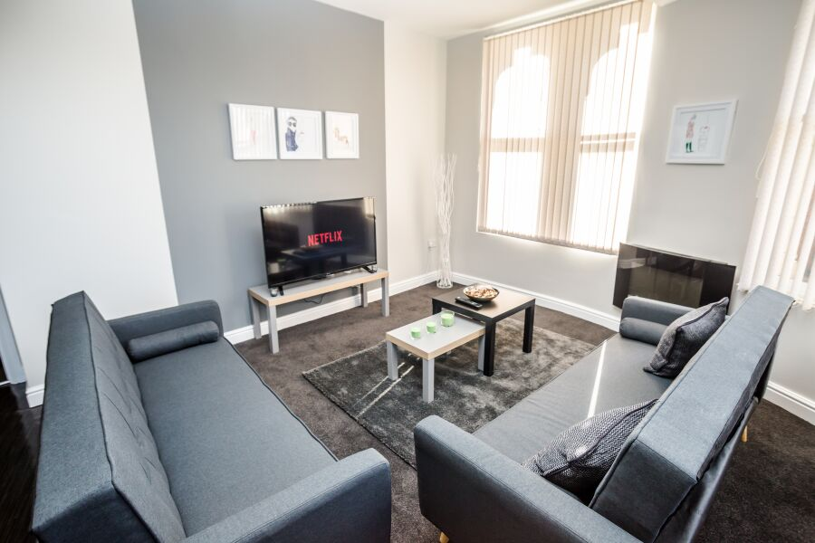 Dewsbury Apartments
