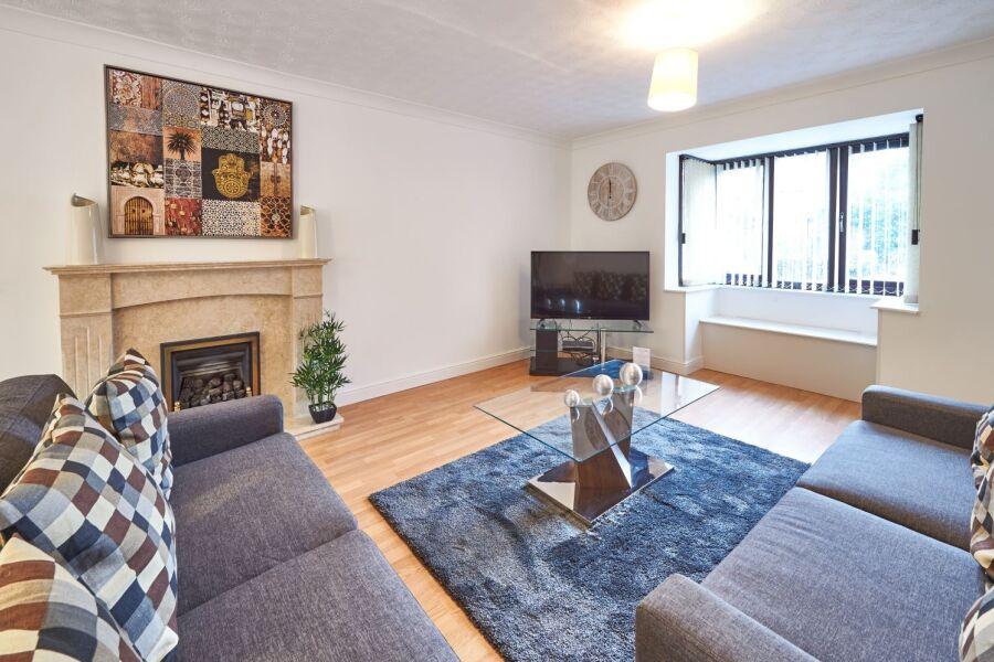 Northleigh House Accommodation - Milton Keynes, United Kingdom