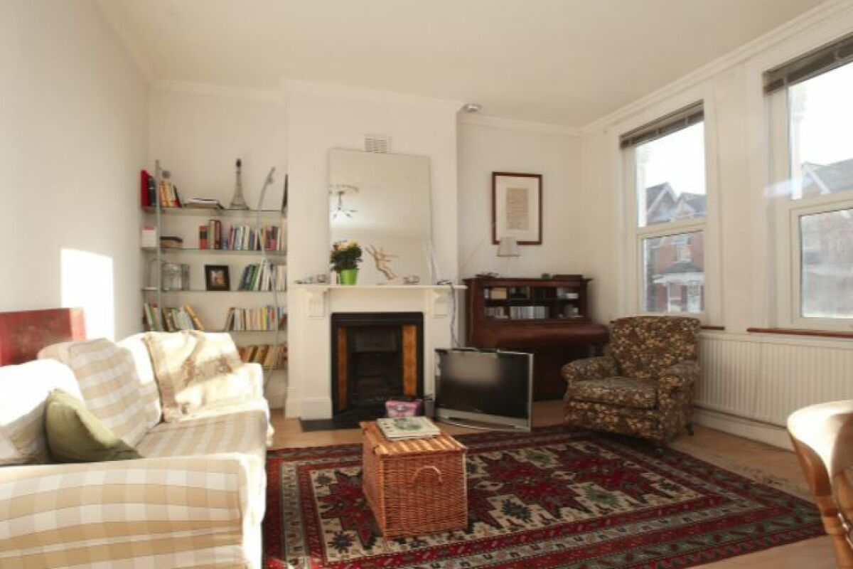Living Area, Hampstead Serviced Accommodation, West Hampstead