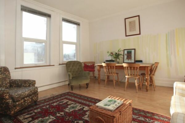 Dining and Living Area, Hampstead Serviced Accommodation, West Hampstead