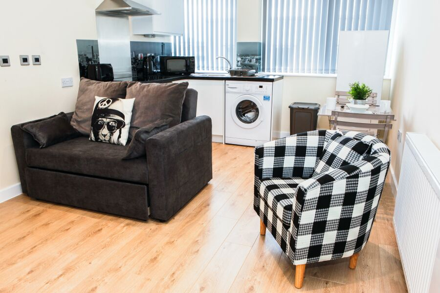 Stanley Street Apartments - Manchester, United Kingdom