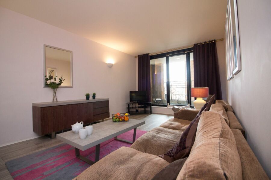 Point West Apartment - South Kensington, Central London